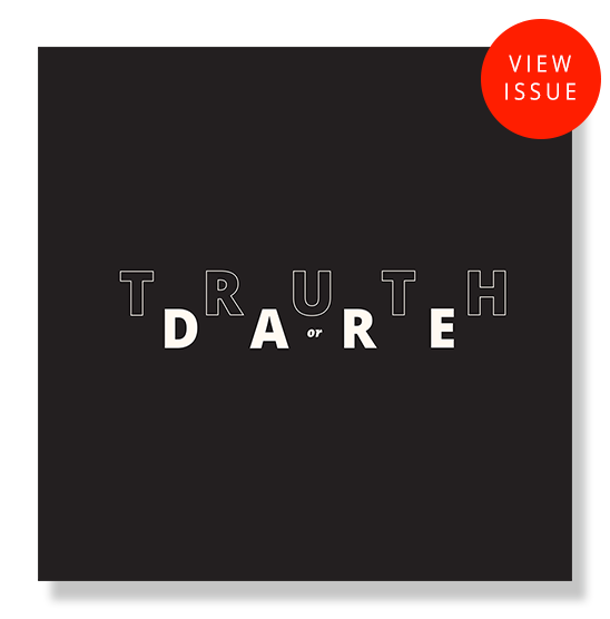 Read The Landing Issue III: Truth or Dare
